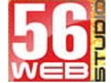 Логотип 56web, веб-студия
