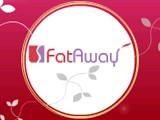 Логотип Fat Away, студия коррекции фигуры