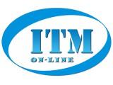 Логотип Itm аутсорсинг, IT-компания