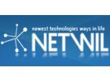 Логотип Netwil, IT-компания