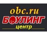 Логотип OBC, боулинг-центр