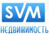 Логотип Svm-недвижимость, агентство недвижимости