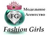 "Логотип Школа моделей Модельного агентства ""Fashion Girls"""