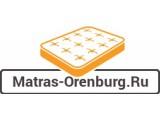 Логотип Matras-Orenburg.ru - интернет-магазин матрасов и кроватей в Оренбурге