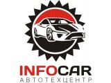 Логотип INFOCAR