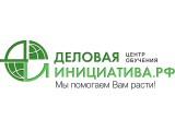 """Логотип """"ЦО """"Деловая инициатива"""", ООО, ИП"""